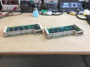 PCB for jacking system