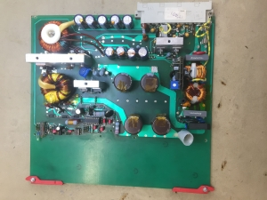 Power Supply for gas turbine