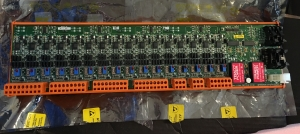 Temperature monitoring PCB