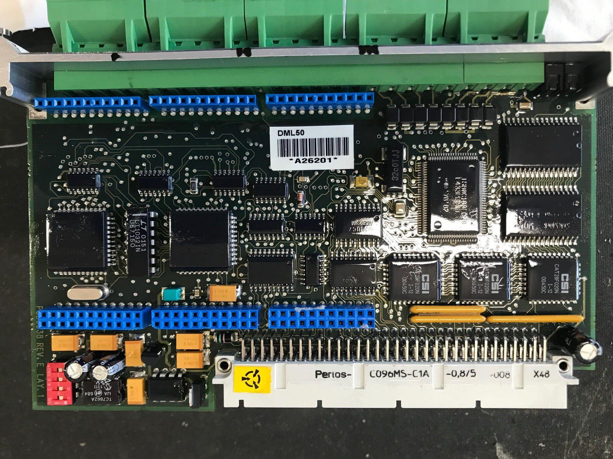 Communication interface PCB