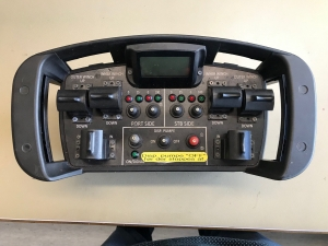 Remote controller for dispersant system
