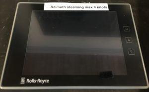 Rolls-Royce Panel Computer
