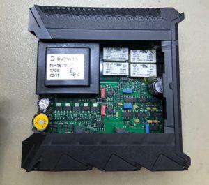 Flame monitoring PCB