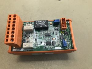 ICAM card module 7