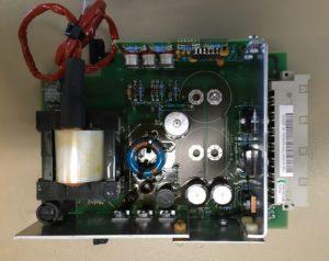 Pulse amplifier board