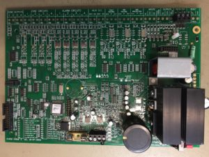 Repeater motherboard