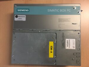 Read more about the article Siemens SIMATIC Box PC 627 IEM