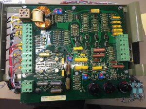Strömberg voltage regulator