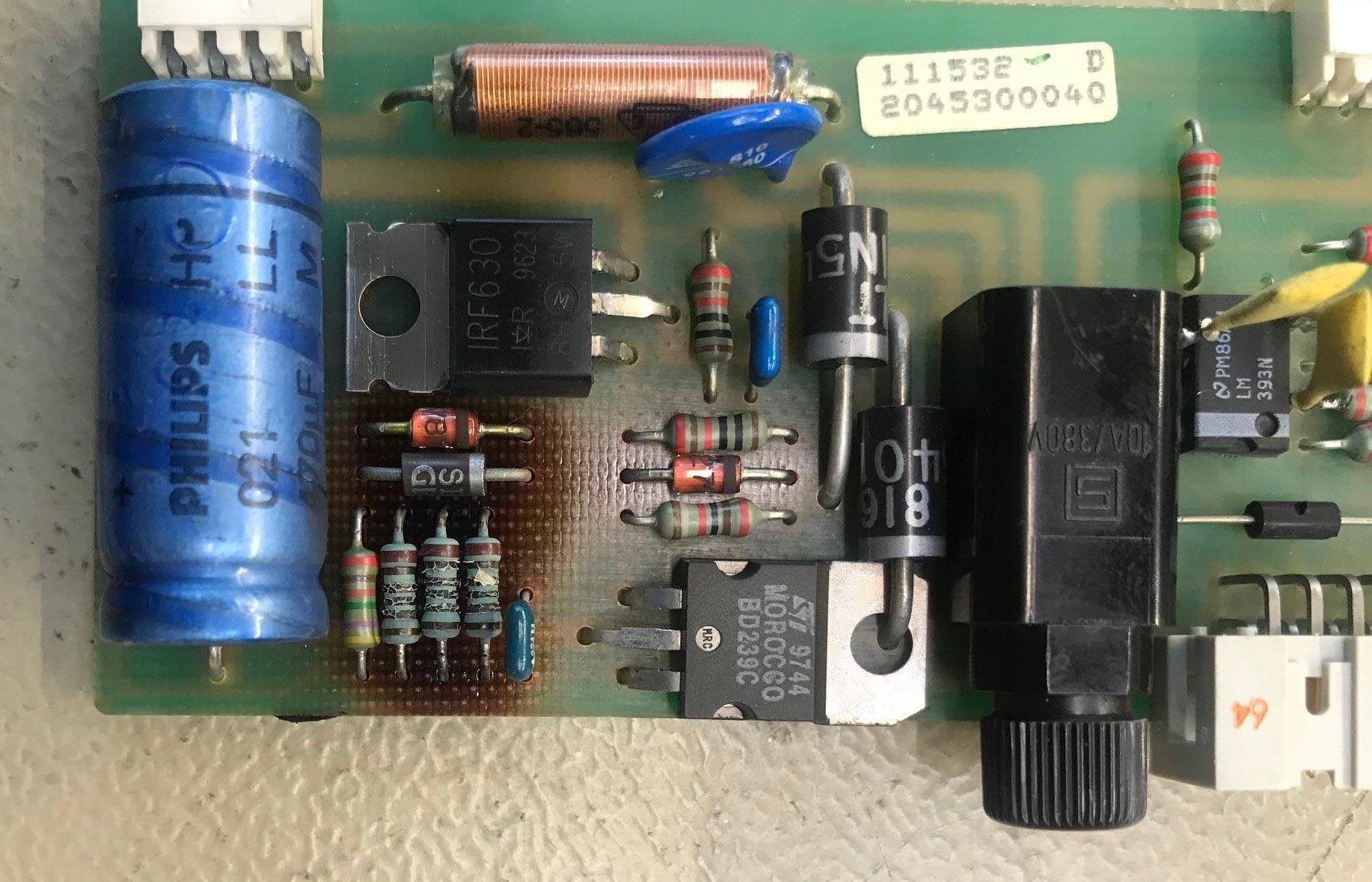 DEIF Lantern PCB