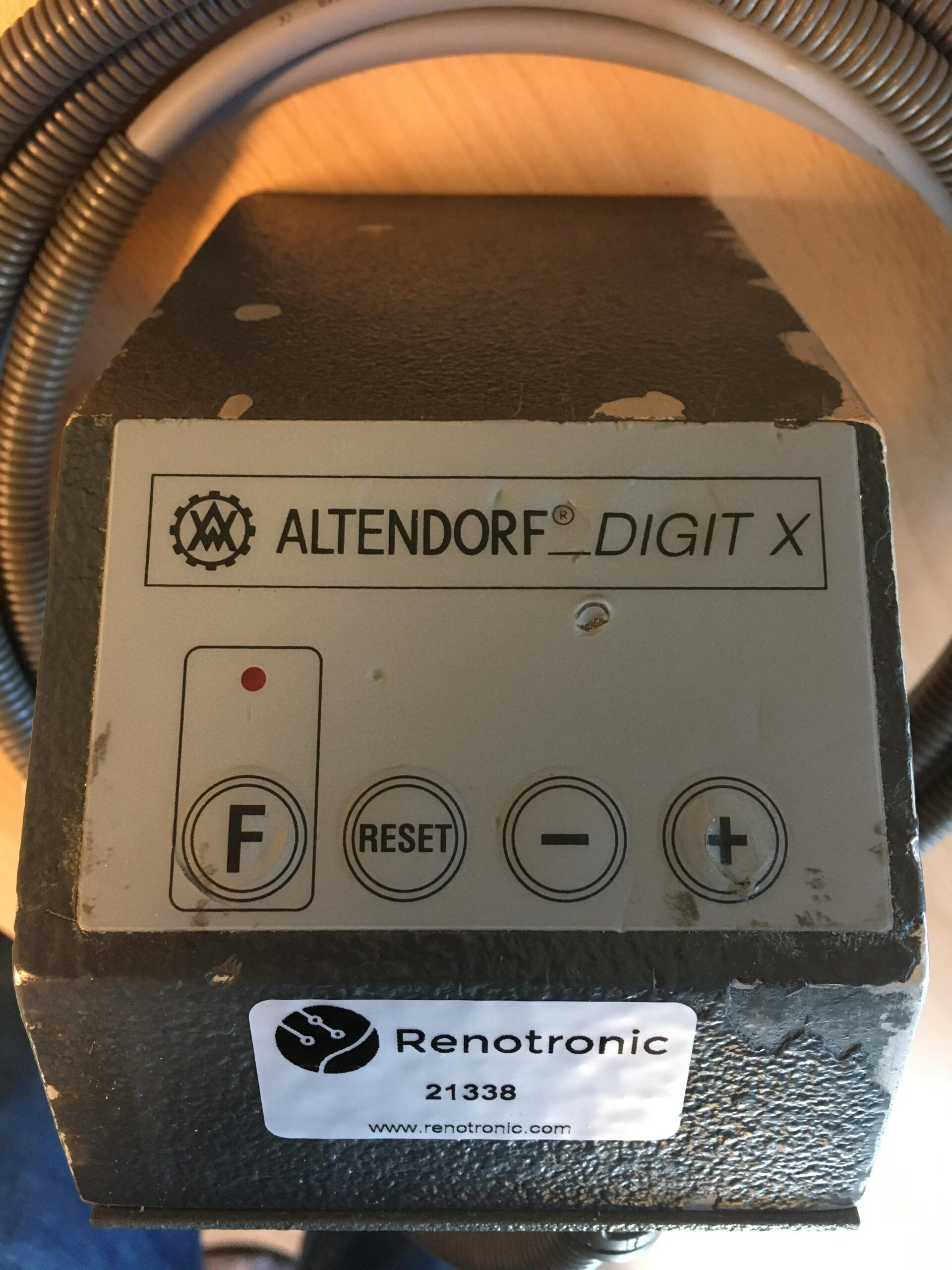 Altendorf Digit X