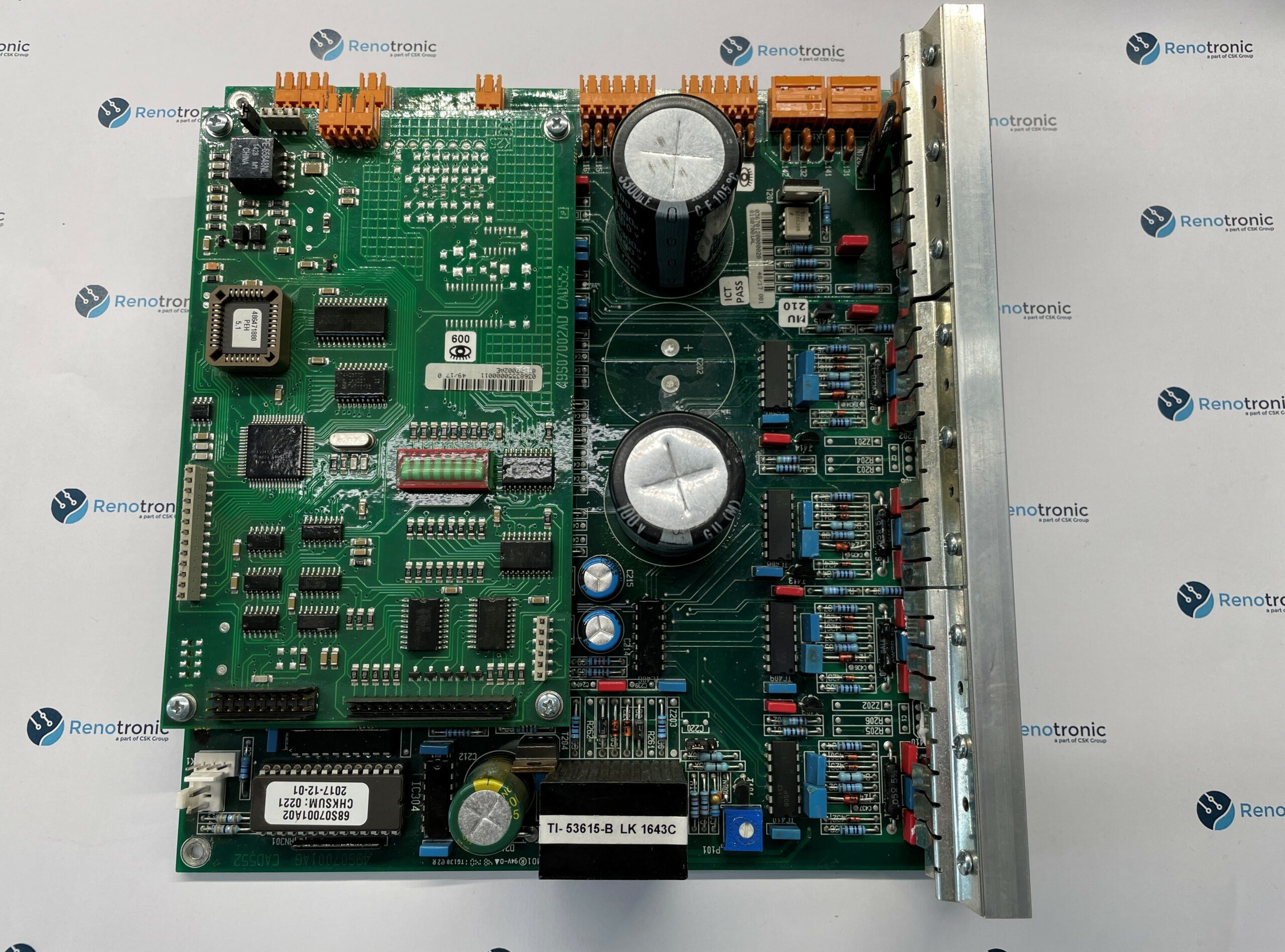 PCB for welding machine