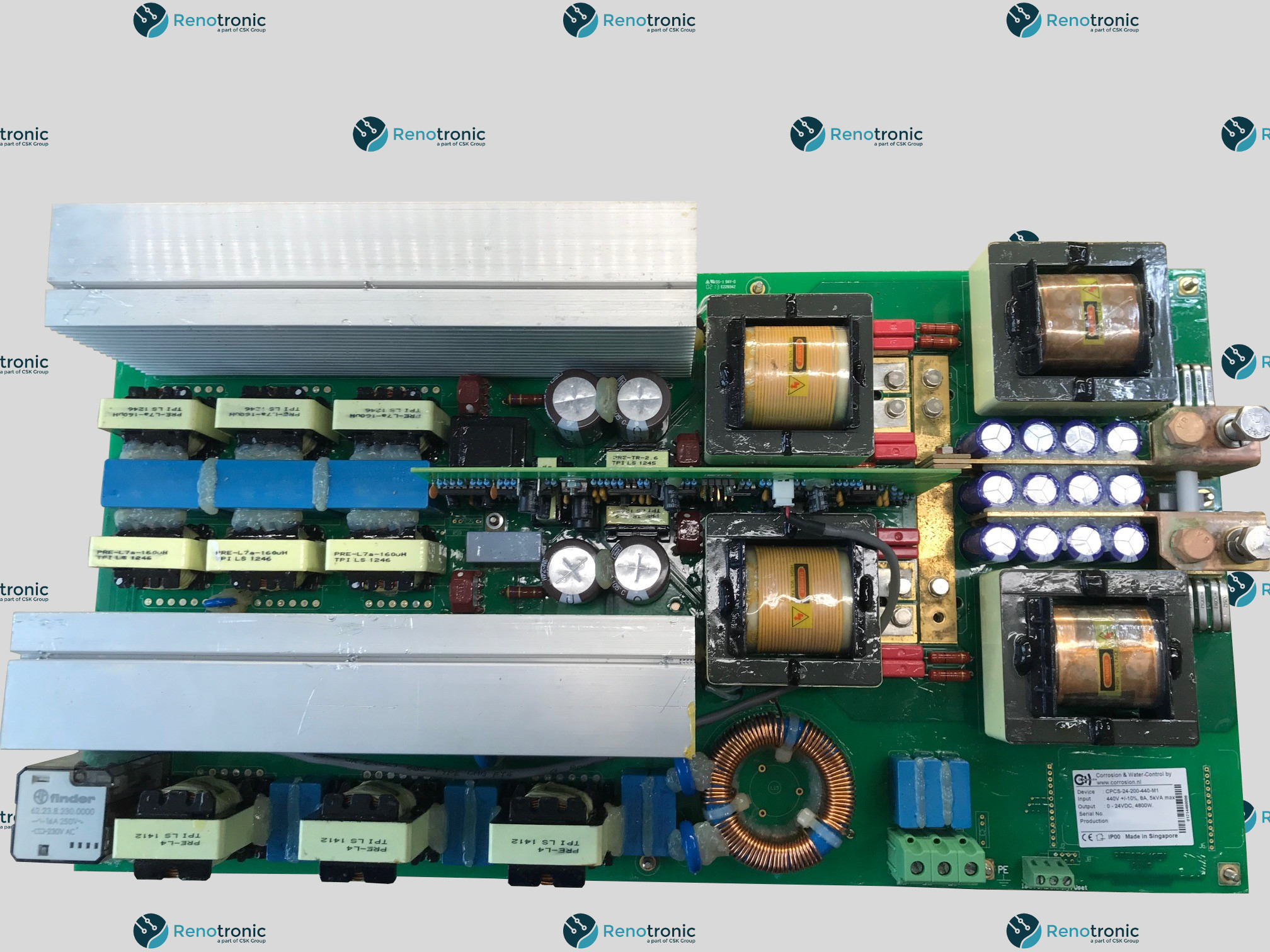 Read more about the article Corrosion control PSU for transition piece / wind turbine