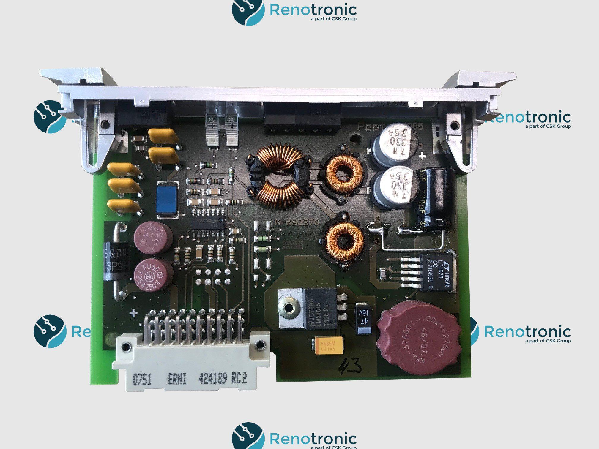 Read more about the article FESTO SPC-200 PCB