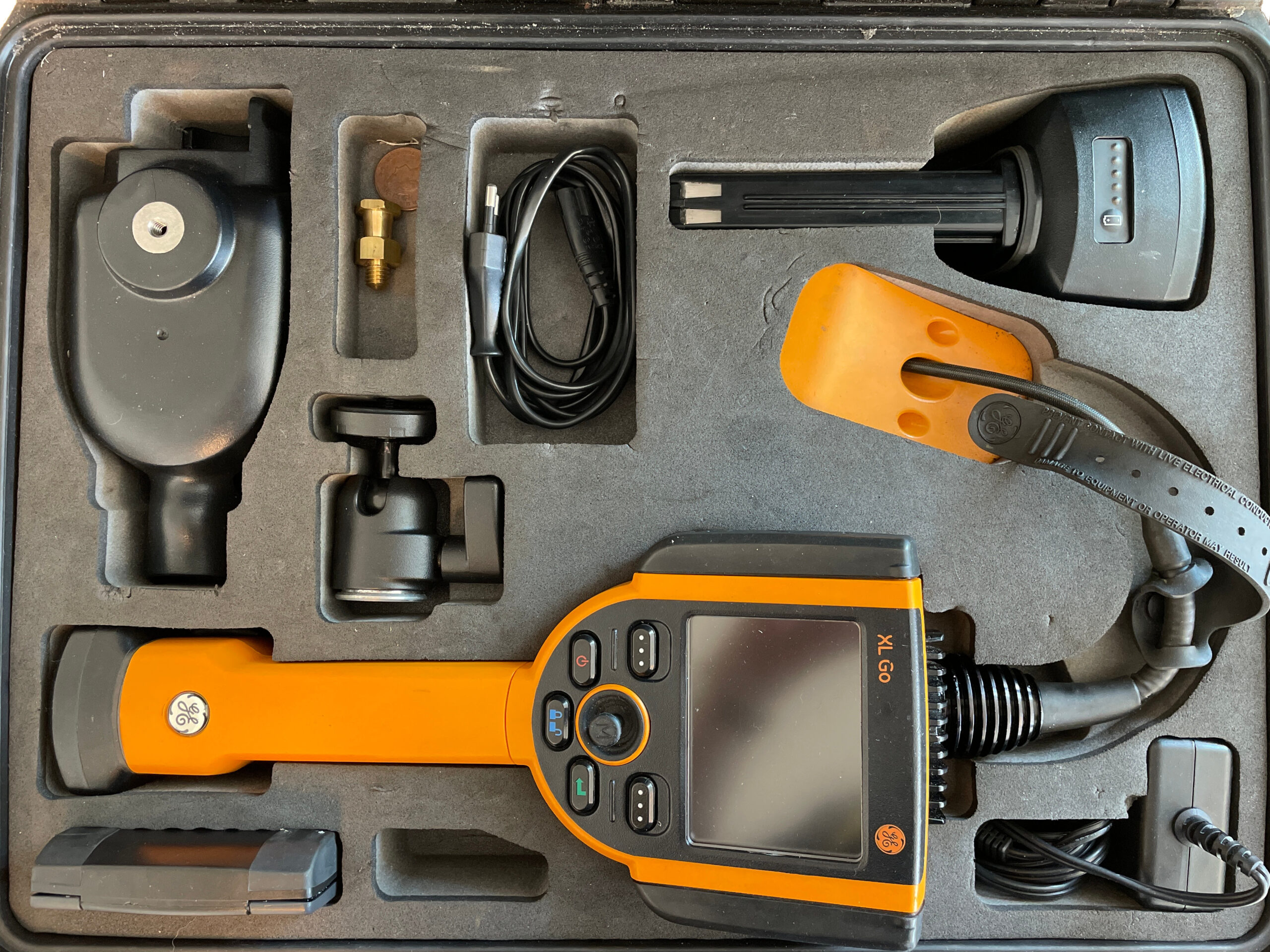 Read more about the article GE Everest XL Go borescope